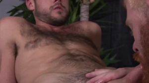 The Mysteries Of Bennett - Mike De Marko and Bennett Anthony ass Nail