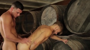 Forbidden - Paddy O'Brian & Matt Anders butthole bang