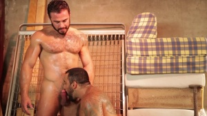 Last Goodbye - Jessy Ares with Ricky Ares butthole slam