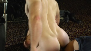 males Of Anarchy - Jake Bass with Gabriel Cross ass screw