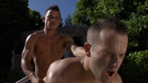 Sunkissed - Brent Everett with Luke Adams butthole Hook up