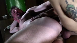 The Law Of males - Mickey Taylor, Scott Hunter ass Hump