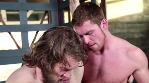 cum Right In - Phenix Saint and Colby Keller ball cream Nail