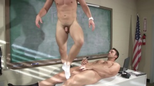 Hazing Bust - Rocco Reed with Joey Cooper anal Love