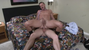 The Cheat Out - Landon Conrad with Connor Maguire ass Love