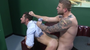 One Night merely - Dean Monroe with Colby Jansen pooper job