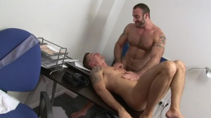 Pulling An All Nighter - Spencer Reed and Jay Roberts butthole Hump