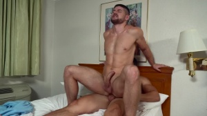 The Sting - Axel Kane with Connor Halstead anal Hook up