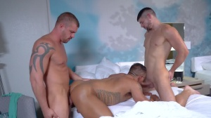 The Sting - Darin Silvers & Connor Halstead anal Nail