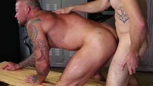 Confessions Of A Straight man - Sean Duran with Jackson Traynor butthole Hook up