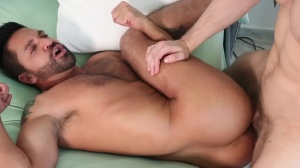 Confessions Of A Straight chap - Dominic Pacifico & Connor Halstead anal bang