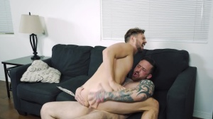 Space Invaders - Jordan Levine & Casey Jacks anal Love
