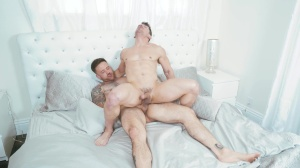 Straight Secrets - Jordan Levine, Jeremy Spreadums anal Love