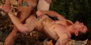 Pirates : A homosexual XXX Parody - Johnny Rapid & Jimmy Durano anal job