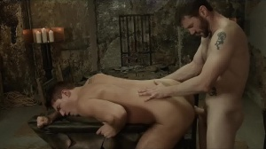 homo Of Thrones - Theo Ford with Dennis West anal slam