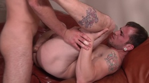 Not Brothers Yet - Jarec Wentworth and Jared Summers anal Nail