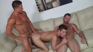 Not In Public - Johnny Rapid & Bryce Evans anal nail