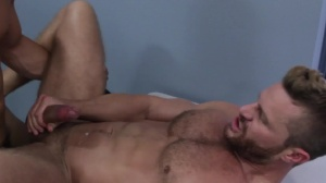 Gaywatch - Landon Conrad with Topher Di Maggio anal Hook up