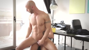 Privileged Information - Aymeric Deville with Craig Farell anal Hump