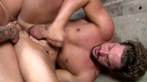 Fire Drill - Sebastian young, Andrew Blue anal slam