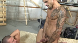 Drill Buddy - Marco Sessions with Issac Jones anal Nail