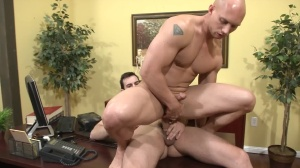 indecent Chiropractor - Phenix Saint & John Magnum ass Love