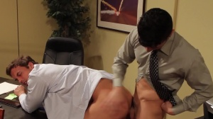 Entry Level - Rocco Reed with Lance Luciano butthole Nail