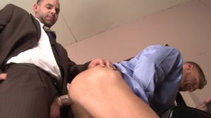 cum In My Office - Blue Collars Nail