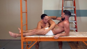 coarse And raw three - Domination Action