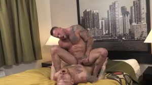 Bromo Presents: urinate Pigs - anal Hook up