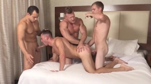 that dude Likes It coarse & raw Volume 2 - Muscle Hook up