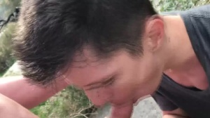 dudes In Public three – Hike - booty Licking First Time