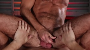 Revved Up - Paul Canon and Grant Ryan butthole job