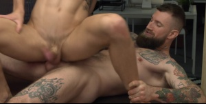 Putting The wazoo In Assistant: - Troy Daniels and Drew Dixon pooper plow