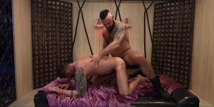 Art Of Domination - Jessy Ares and Tyler Berg ass Nail