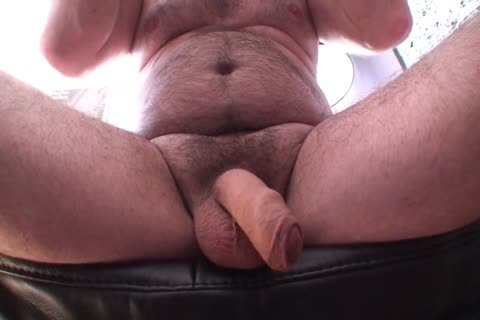 Playing Jerking And sperm Uncut Foreskin curly bi sexual daddy's