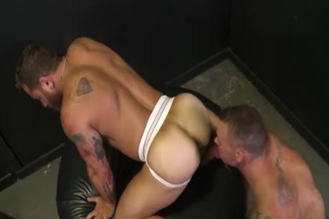 avid For The enormous ramrod With Sean Duran & Riley Mitchel