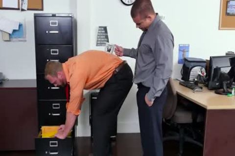 GRAB wazoo - recent Employee gets Broken In By The Boss, Adam Bryant