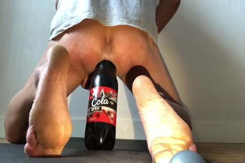 Bottle Fisting Prolapse butthole