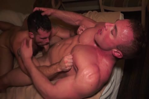 Muscle Daddy Turns homo With pretty young Twinky gal