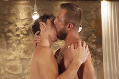 GayRoom - Dylan Knight fucked By A Plunger And Peter Fields gigantic dick