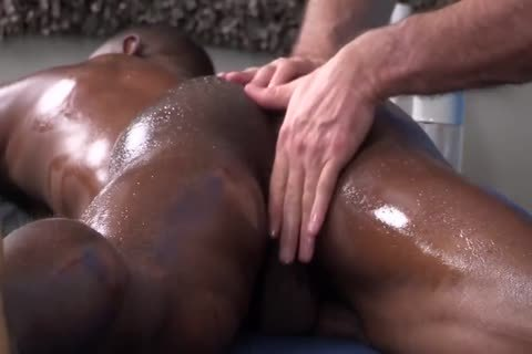 Super fellow Massaged And Worshipped