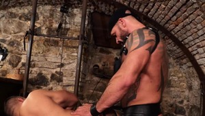 cute Muscle Sub - Bruno Turbo pooper Licking Hook up