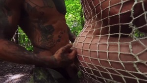 raw Bushmeat - Bo Sinn and Oliver Smith American Action