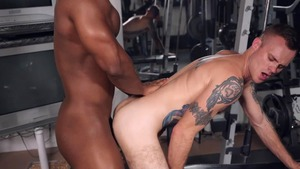 Bench Press My butthole - Cody Smith  & DeAngelo Jackson American hammer