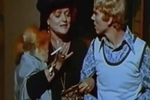 The Light From The Second Story Window (1973) Part 1