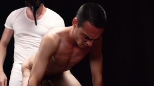 MissionaryBoys - Hottest Elder Ormonde fingering in mask