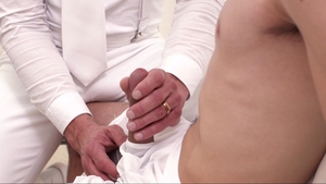 Missionary Boys - Muscled Elder Ormonde missionary kissing