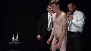 MissionaryBoys.com - Young Elder Campbell wants nailed rough