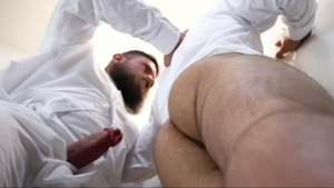 Missionary Boys: Brother Calhoun experience wrestling video